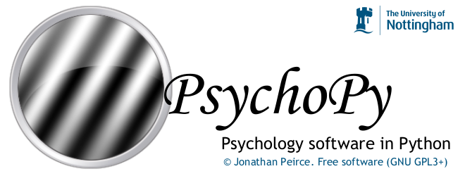 Setting up your first psychoPy application in Eclipse